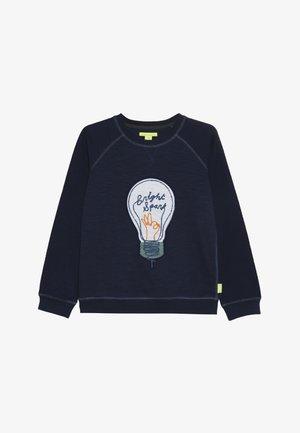 BRIGHT SPARK - Sweatshirt - dark blue