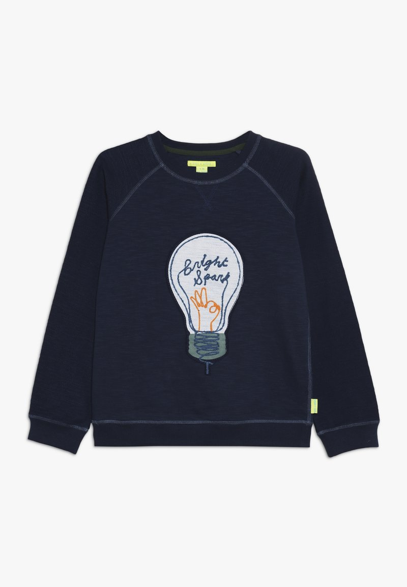 White Stuff - BRIGHT SPARK - Sweatshirt - dark blue