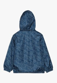 White Stuff - HIBIKI REVERSIBLE JACKET - Allvädersjacka - kimono blue - 1