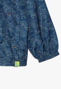 White Stuff - HIBIKI REVERSIBLE JACKET - Veste mi-saison - kimono blue - 4