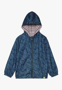 White Stuff - HIBIKI REVERSIBLE JACKET - Allvädersjacka - kimono blue - 0