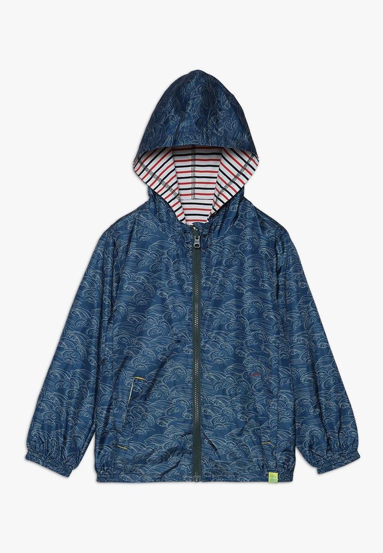 White Stuff - HIBIKI REVERSIBLE JACKET - Allvädersjacka - kimono blue