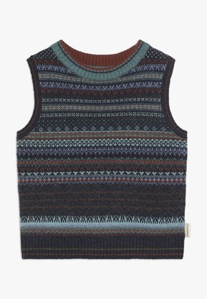 FINLAY FAIRISLE  - Jumper - blue