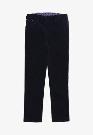 CALLUM TROUSER - Trousers - beetle blue