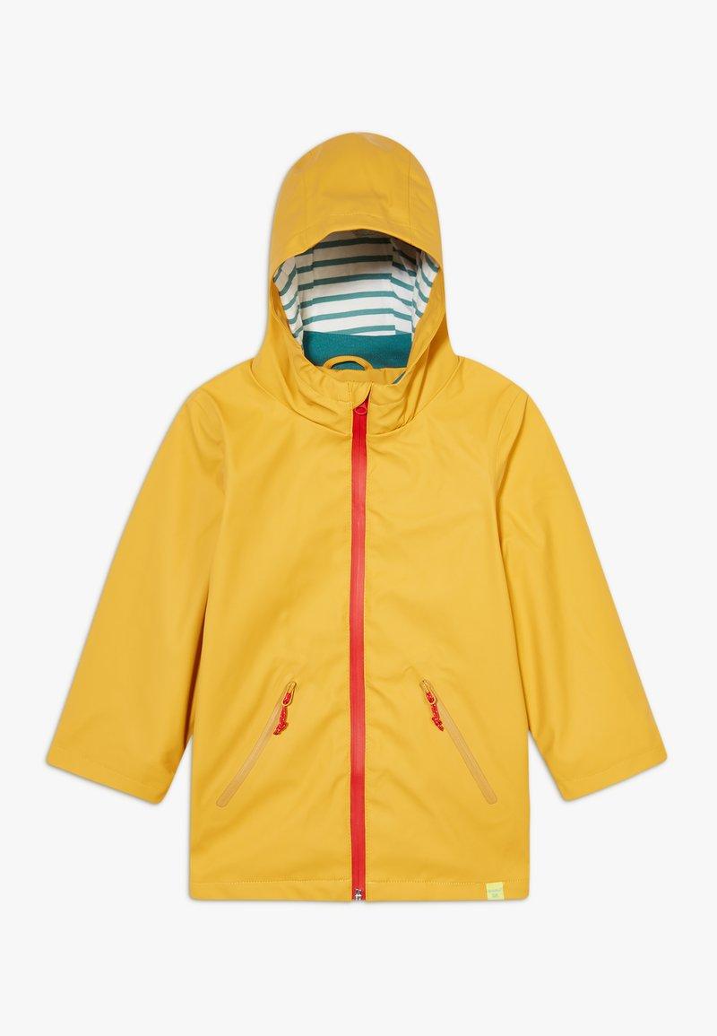 White Stuff - ALFIE RAIN  - Waterproof jacket - yolk yellow