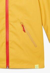 White Stuff - ALFIE RAIN  - Waterproof jacket - yolk yellow - 2
