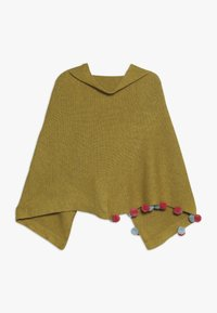 White Stuff - KIDS PENNY PONCHO - Cape - yellow/pink - 0
