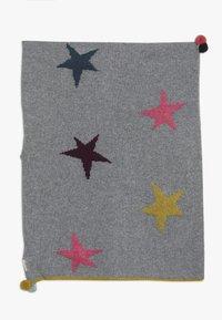 White Stuff - PAPER STARS PONCHO - Cape - grey/pink - 2