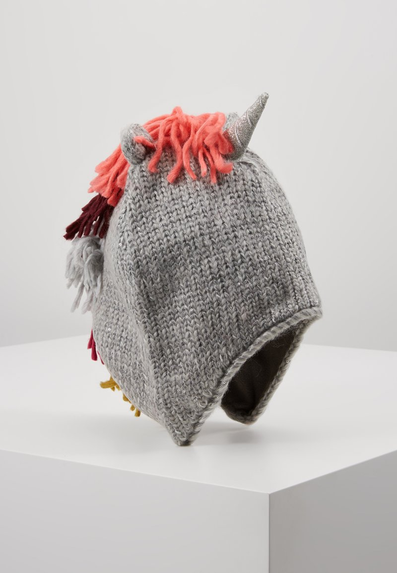 White Stuff - UNICORN HAT - Gorro - grey