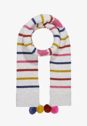 HEARTS AND STRIPES TIPPET SCARF - Scarf - multi