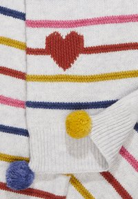 White Stuff - HEARTS AND STRIPES TIPPET SCARF - Sjaal - multi - 1