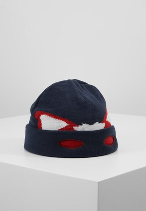 FOX MASK HAT - Čepice - beetle blue
