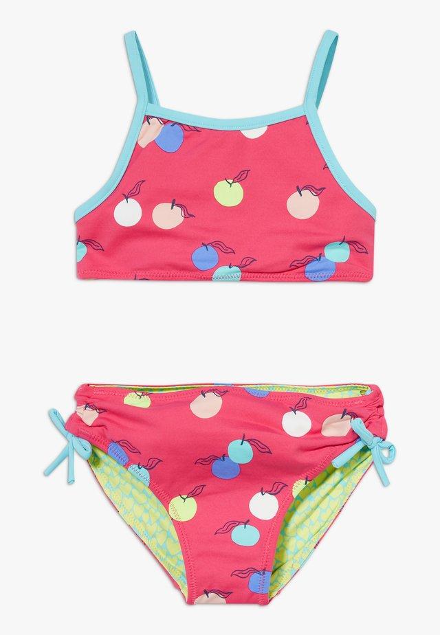 FRUIT SPOT REVERSIBLE SET - Bikini - multi