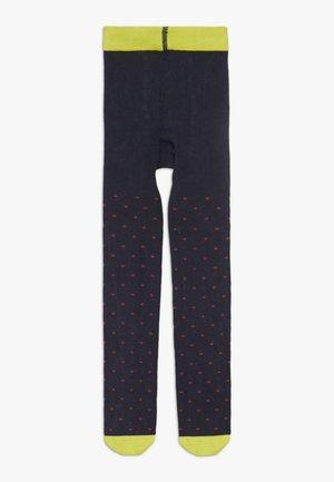 MINI SPOTTY TIGHTS - Collants - dark blue