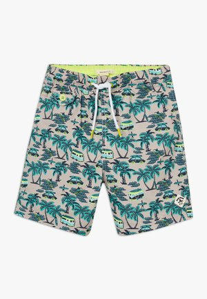 CARAVAN TRAVELS SWIM - Szorty kąpielowe - multi