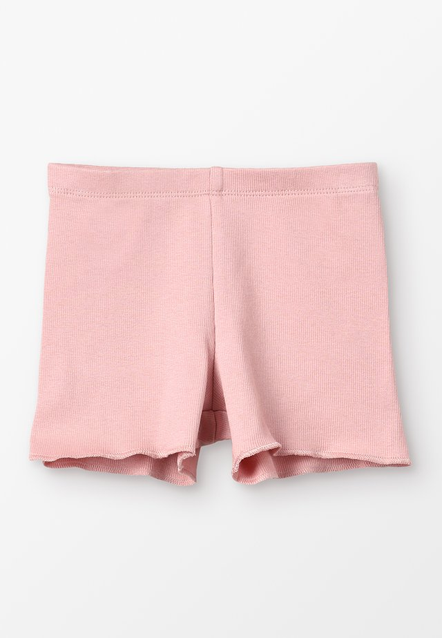 Shorts - rose tan