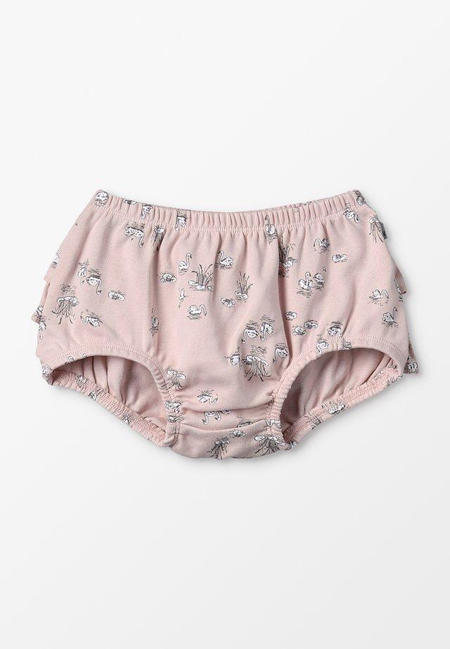 NAPPY PANTS KJESTINE BABY - Shorts - powder