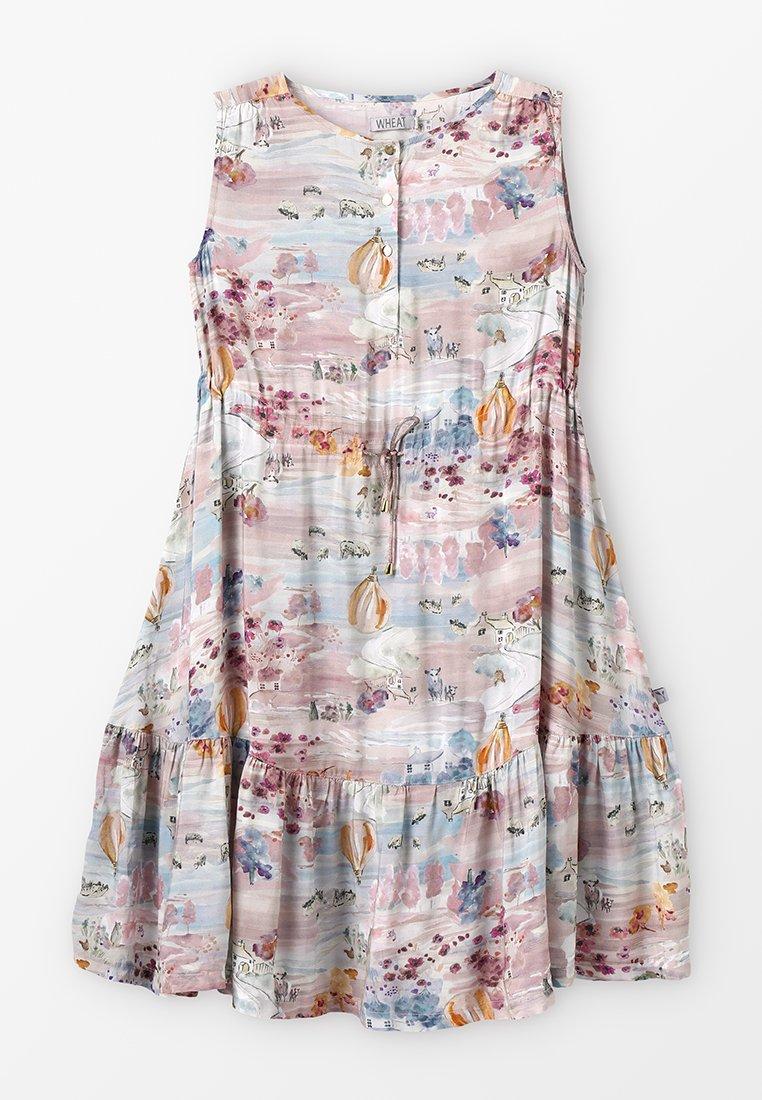 Wheat - DRESS TOVE - Vapaa-ajan mekko - pale rose