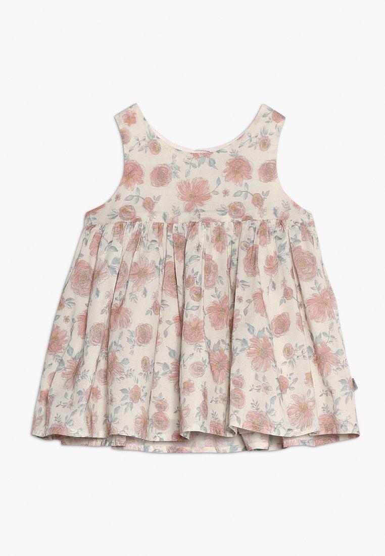Wheat - PINAFORE WRINKLES BABY - Shirt dress - ivory