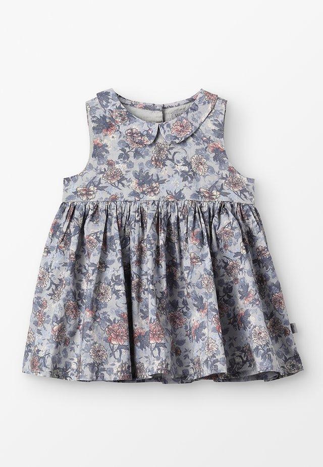 DRESS EILA BABY - Freizeitkleid - pearl blue