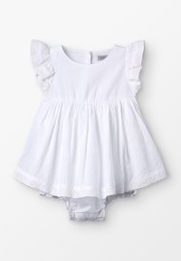 Wheat - DRESS SUIT HEDI BABY - Day dress - white - 0