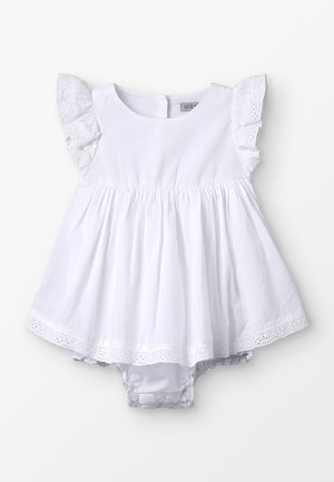 DRESS SUIT HEDI BABY - Day dress - white