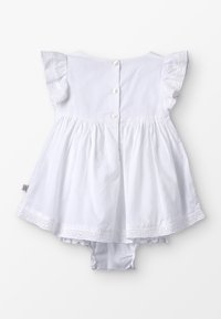 Wheat - DRESS SUIT HEDI BABY - Day dress - white