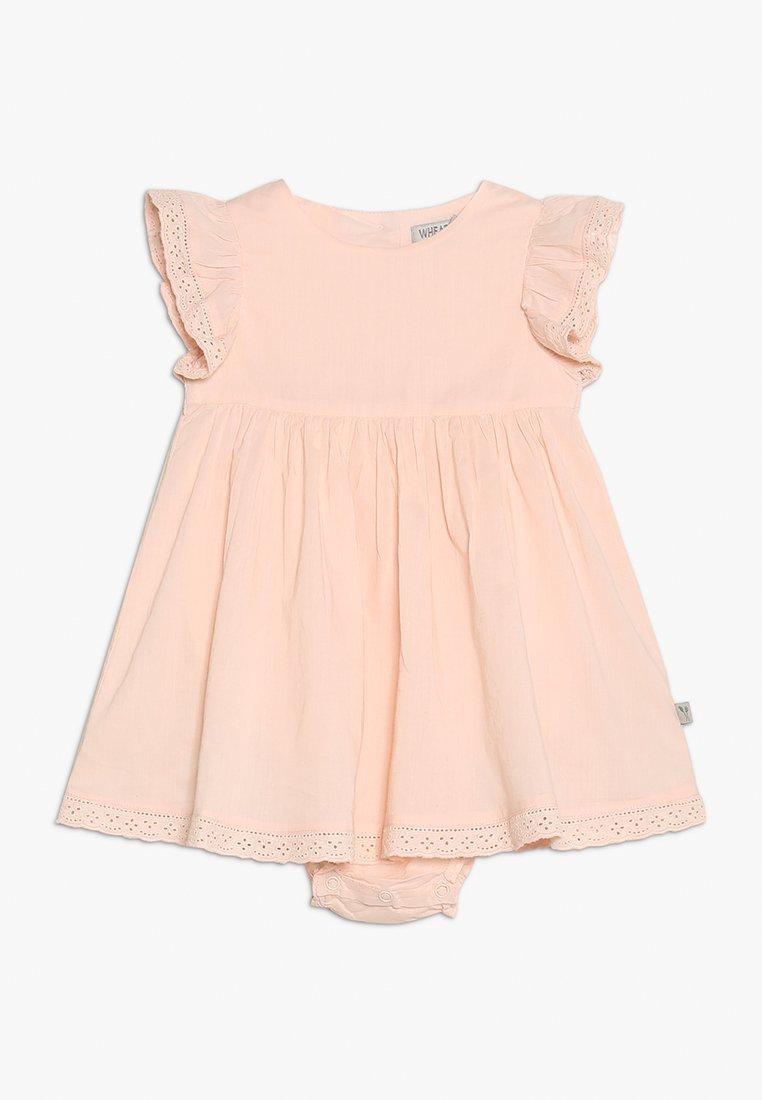 Wheat - DRESS SUIT HEDI BABY - Day dress - powder