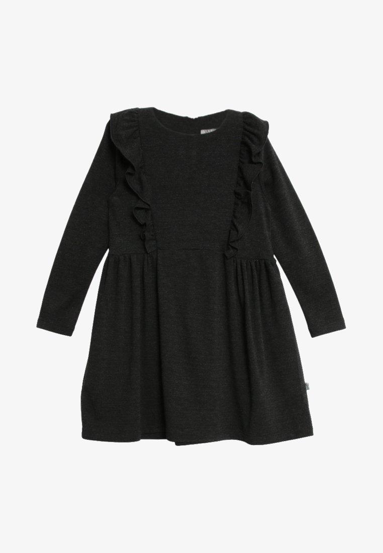 Wheat - MAJVI - Jersey dress - black