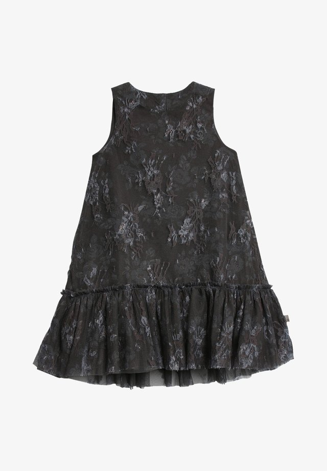 Day dress - dark iron