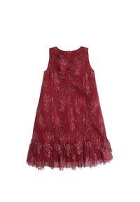 Wheat - Day dress - dark berry - 1