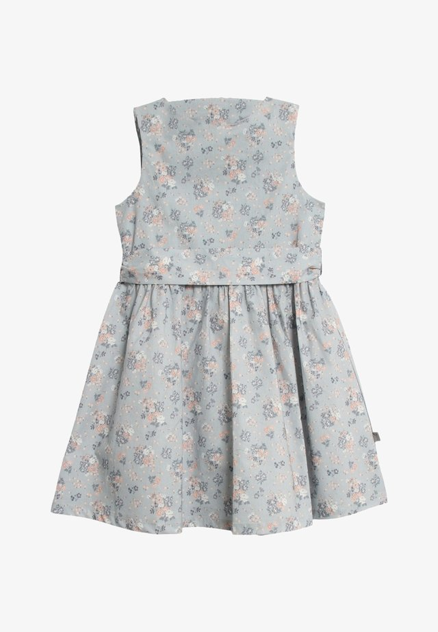 Day dress - pearl blue