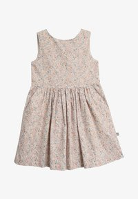 Wheat - Day dress - rose flowers - 0
