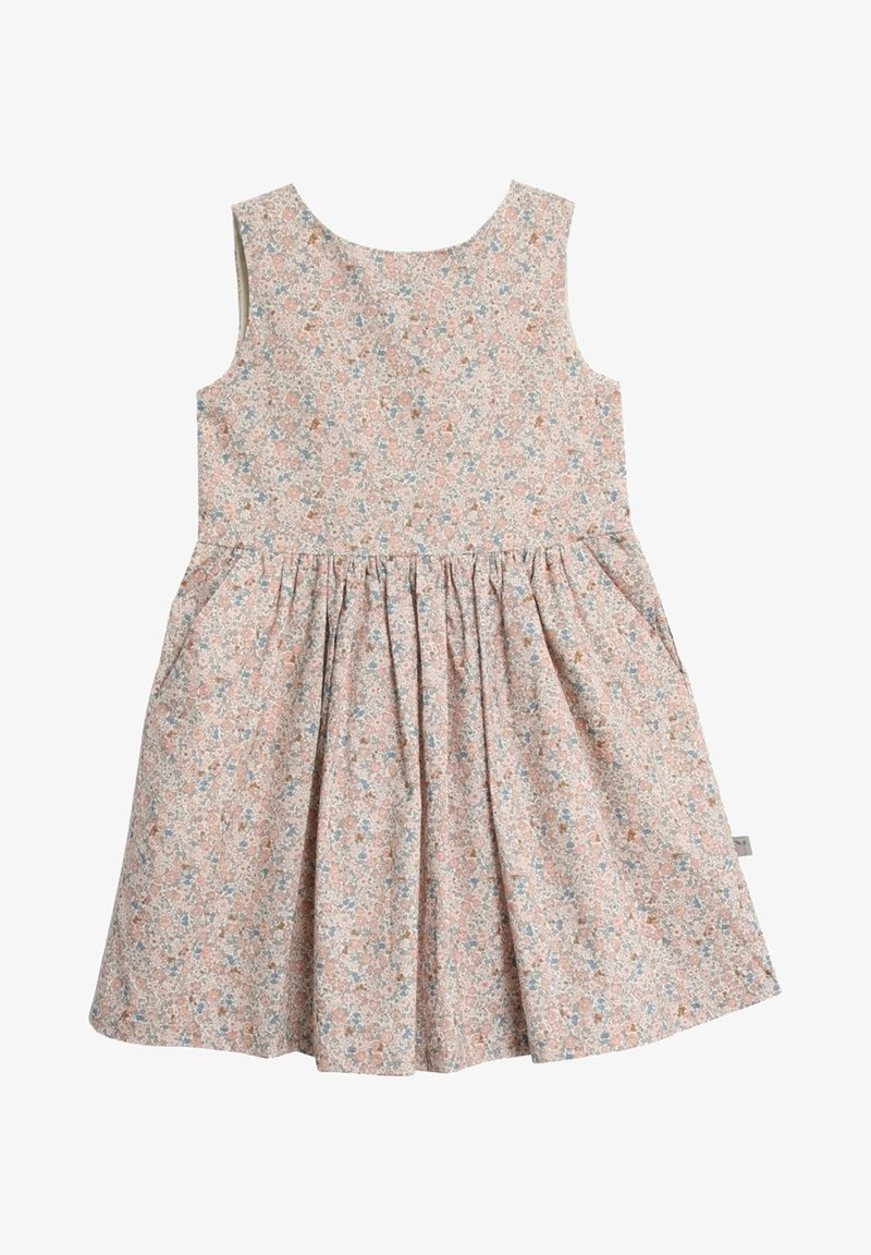 Wheat - Day dress - rose flowers