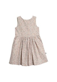 Wheat - Day dress - rose flowers - 2