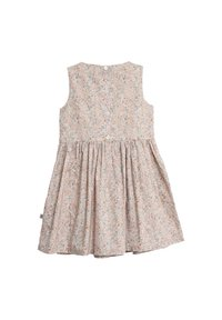 Wheat - Day dress - rose flowers - 1