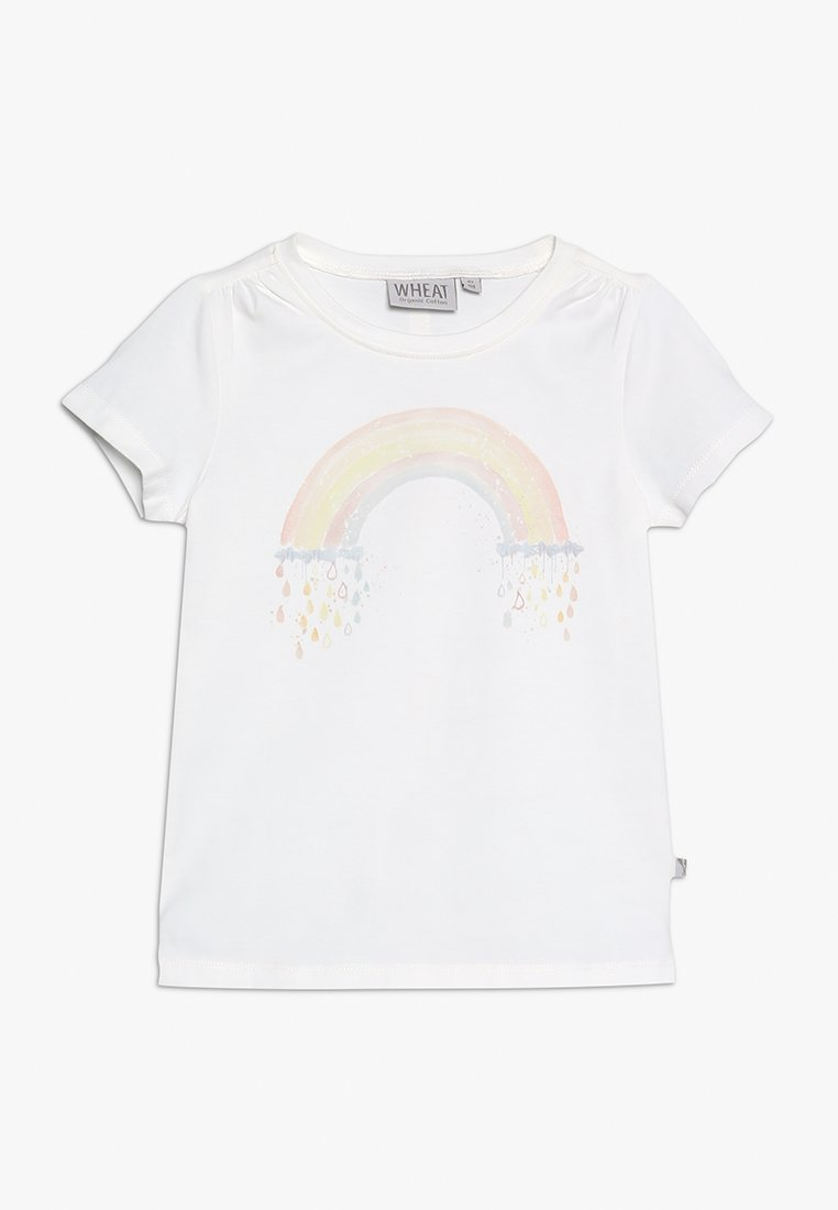 Wheat - RAINBOW - T-shirts print - ivory