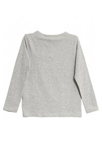 Wheat - FLOWER HORSE - Long sleeved top - soft melange grey