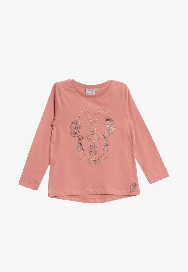 MINNIE - Long sleeved top - pink