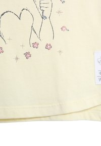 Wheat - Print T-shirt - lemon curd - 2