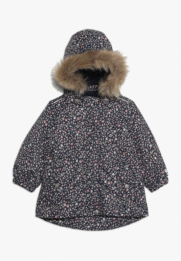 Wheat - JACKET MONA BABY - Winter coat - navy