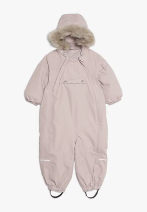 SNOWSUIT NICKIE BABY - Skioverall / Skidragter - rose powder