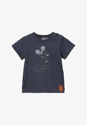 MICKEY CHALK BABY - T-shirt print - greyblue