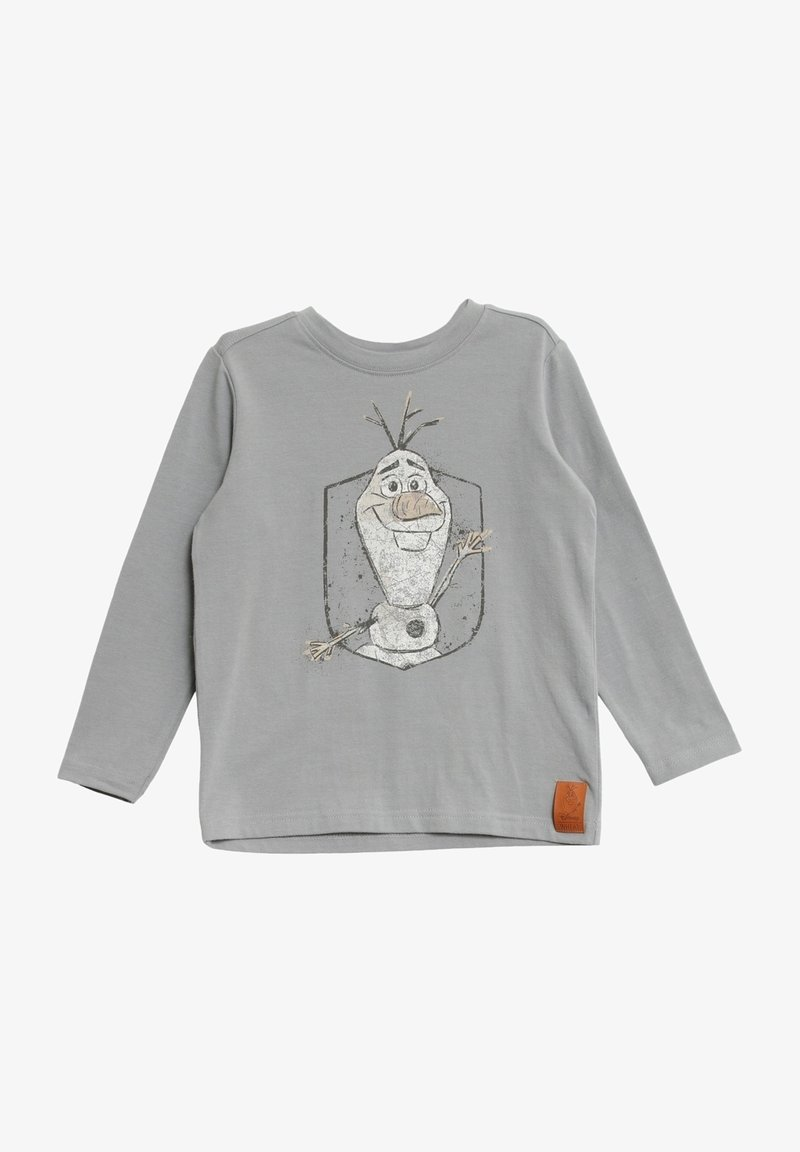 Wheat - OLAF FROZEN - Long sleeved top - grey