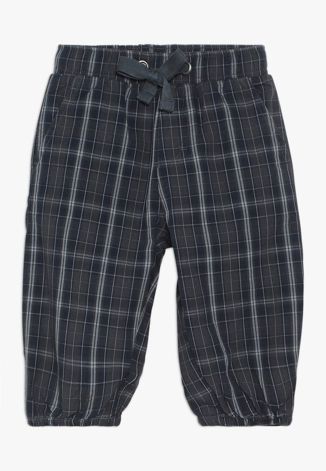 GUSTAV BABY - Trousers - grey/blue