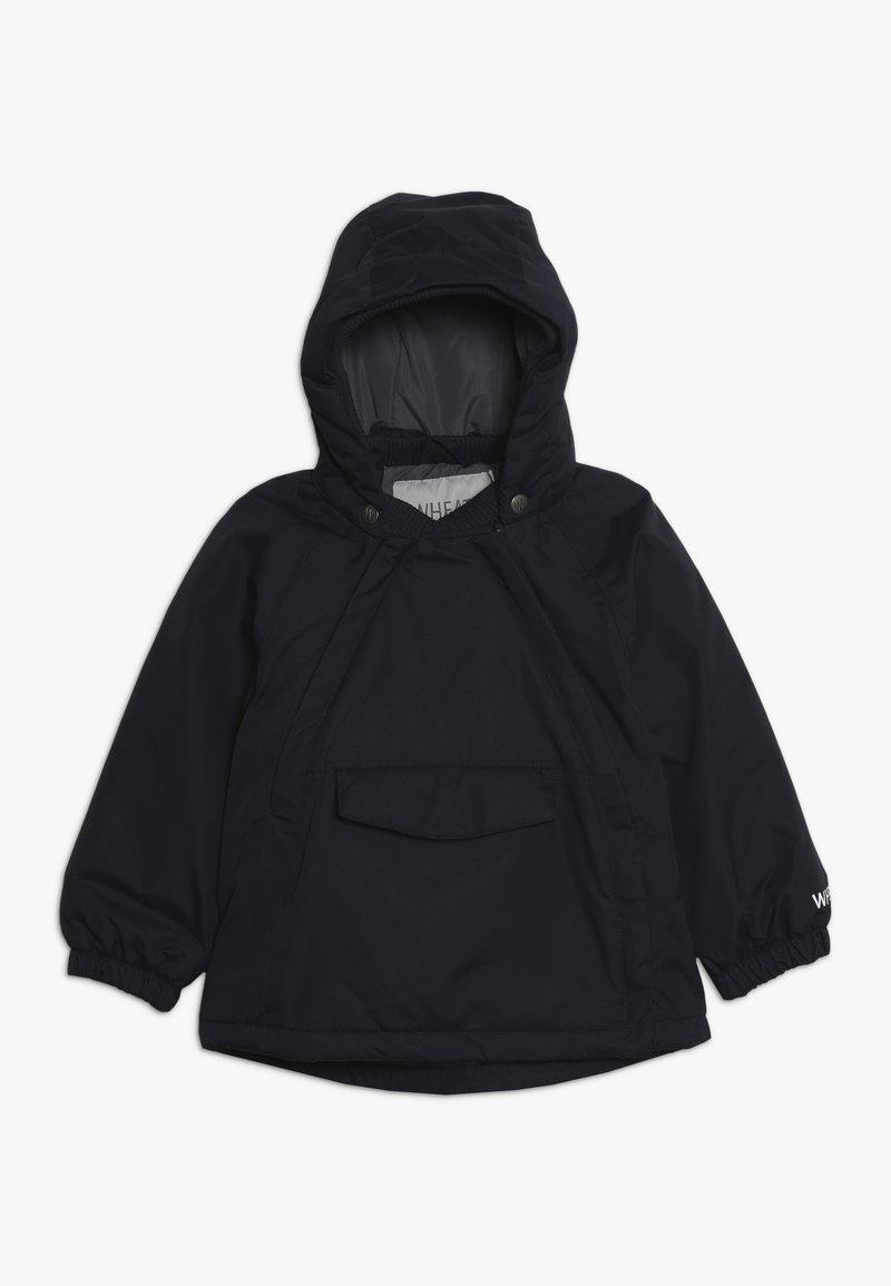 Wheat - JACKET SASCHA BABY - Winter jacket - navy