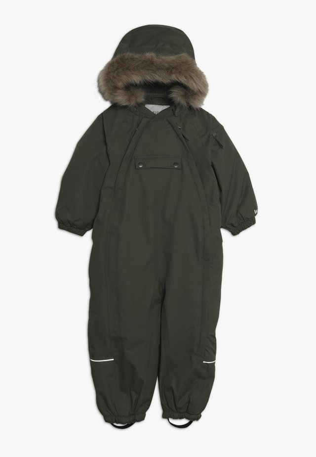 SNOWSUIT NICKIE BABY - Overall - army leaf