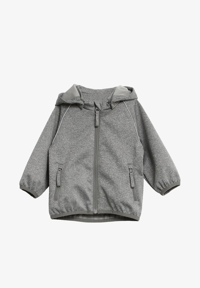 CARLO - Light jacket - melange grey