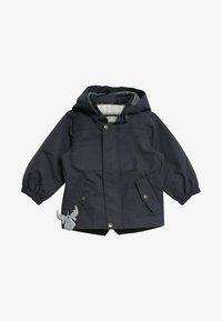 Wheat - VALTER - Waterproof jacket - ink - 0