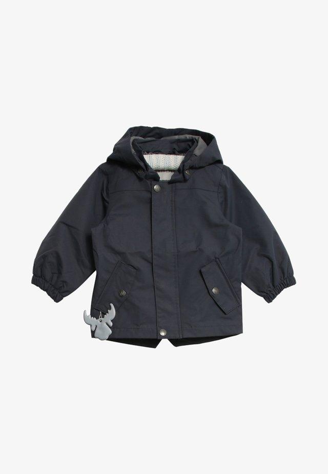 VALTER - Waterproof jacket - ink